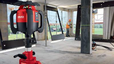 Laser rotatif PR 30-HVSG A12 Hilti